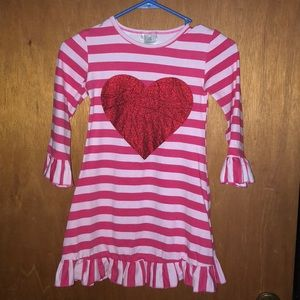Other - Cute heart dress size 6/7
